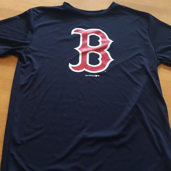 finest selection 0ed92 b8520 Boys youth Boston Red Sox t shirt